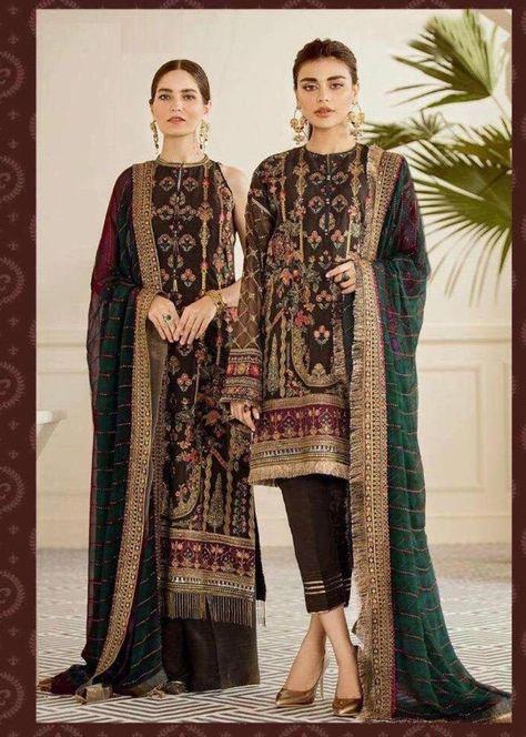 Latest Trending Pakistani Salwar Kameez Pakistani Wedding Dresses, Indian dress, Eid Style Suit Latest Salwar Kameez 2021