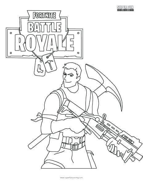 Fortnite Coloring Pages Pro In 2020 Coloring Books Coloring Pages Printable Coloring Pages