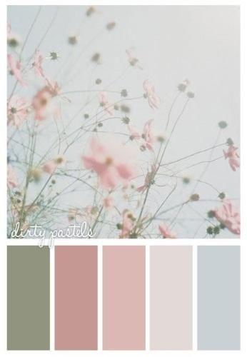 Colores para decorar habitaciones shabby chic   Decorar tu casa es facilisimo.com