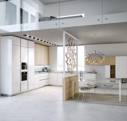 Attractive Modernes Wohnen   110 Ideen, Wie Sie Modern Wohnen | Küche...kitchen...!!!  | Pinterest | Kitchen Design And Kitchens Gallery