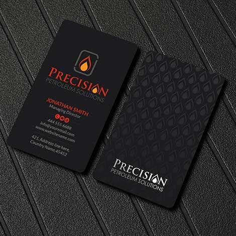Get Custom Business Card Design At Best Graphics Design Agency Business Card Design Custom Business Cards Graphic Design Services