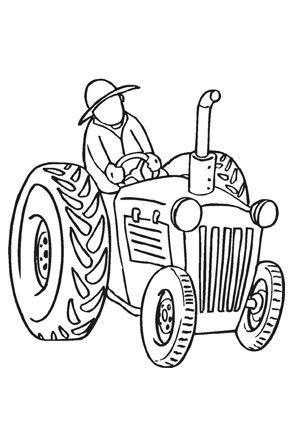Ausmalbilder Bauer Mit Traktor Ausmalbilder Malvorlagen Art Photography Coloring Ausmalbilder Ausmalbilder Traktor Ausmalen