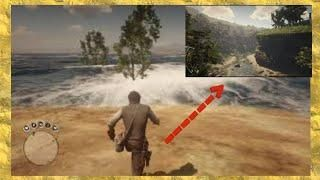 Red Dead Redemption 2 Out of Map Glitch | Red dead