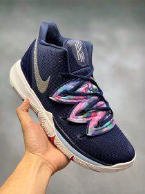 Basketball rétro | Nike Homme KYRIE 5 Multi ColorMetallic
