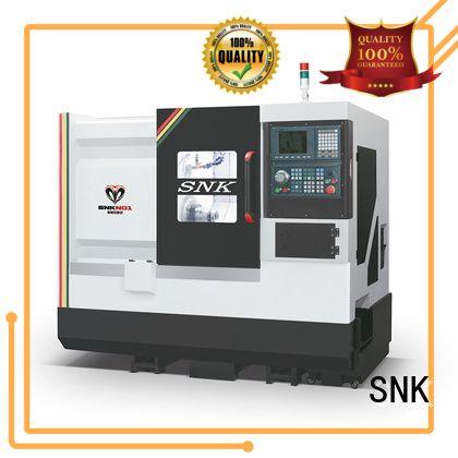 Turningmiling Cnc Cnc Milling And Turning Machine Lathe Snk Company Turning Machine Cnc Lathe Machine Milling Machine