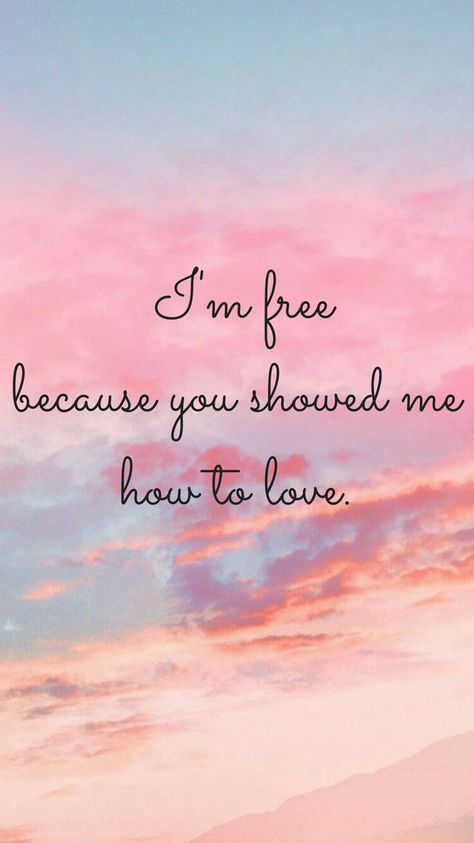 #free #freedom #love #beauty #truth #pink #sky #clouds #quote #text #wallpaper #lyrics #song