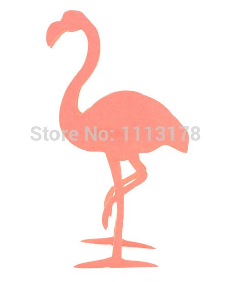 Silueta en polifoam cubierta con papeles redondos rosados en degrade! ♥