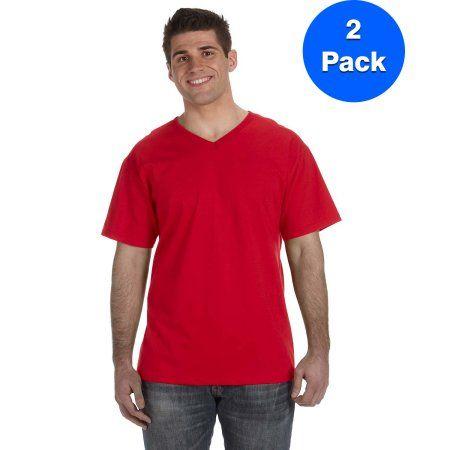 Clothing | V neck t shirt, T shirt, Cotton