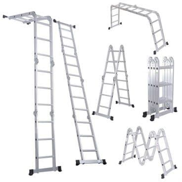 Top 15 Best Extension Ladders In 2020 Reviews Buyer S Guide Scaffold Ladder Best Ladder Folding Ladder