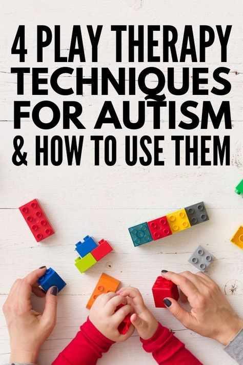 4 Play Therapy Techniques for Autism [And Why They Work]