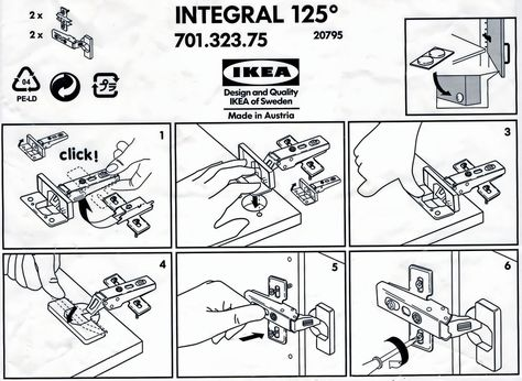 Ikea Is Big Into Information Design Because Of The Multi Cultural