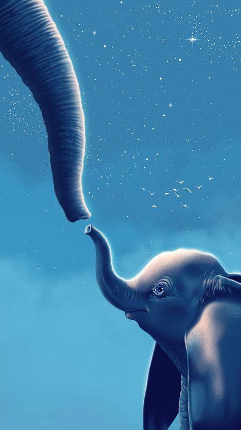 Dumbo (2019) Phone Wallpaper | Moviemania