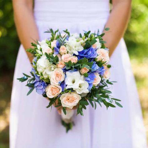 Bouquet Della Sposa.Bouquet Da Sposa I Fiori Per Le Tue Nozze