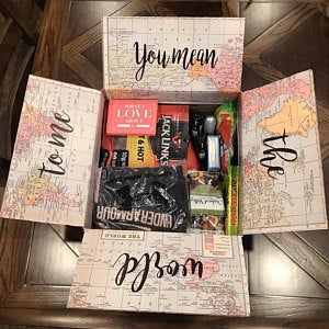 Missionary Care Packages, Deployment Care Packages, Deployment Gifts, Boyfriend Care Package, Cute Boyfriend Gifts, Anniversary Care Package, Anniversary Gifts For Him, Fall Care Package, Halloween Care Packages