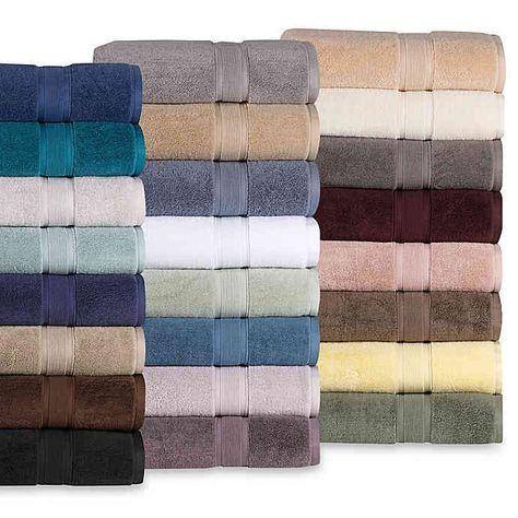 Wamsutta Icon Pimacott Bath Towel Collection Bed Bath Beyond