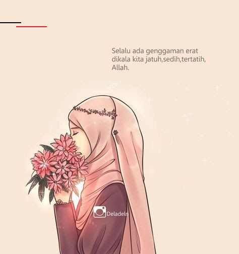 Gambar Kartun Wanita Muslimah Sedih 34 Gambar Kartun Sedih Wanita Gambar Kartun Hijab Sedih Kata Kata Bijak Download Kartun Ditarik Tangan In 2020 Hijab Cartoon Islamic Cartoon Little Girl Pictures