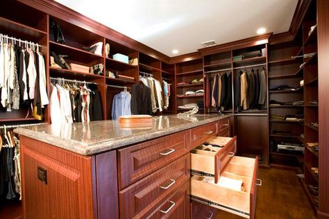 Dark Wood Custom Closets Custom Closet Solutions Custom Closet Design