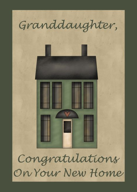 Granddaughter Congratulations On Your New Home Card Ad Sponsored Congratulations Granddaughter New Home Cards Congratulations New Home House Of Cards