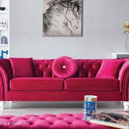 الوان وانواع قماش انتريهات 2021 واسعارها المختلفة وجودتها والاكثر استخدام فى تنجيد الأنتريهات Modern Sofa Love Seat Sofa