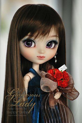 Glamorous Lady [Pullip Custom] | Flickr - Photo Sharing!