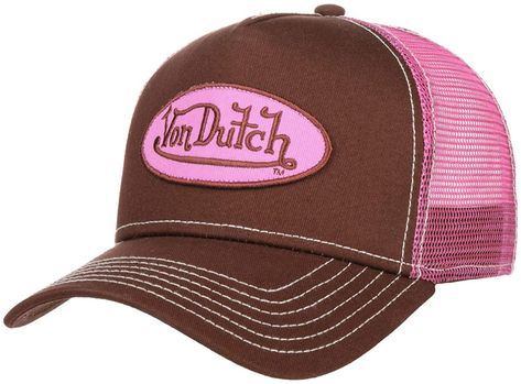 Von Dutch Hat, Baseball Cap Outfit, Fitted Caps, Cute Hats, Outfits With Hats, Womens Clothing Stores, Vintage Outfits, Trucker Hats, Thrifting