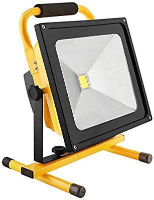 8 hr 50w super bright led work light