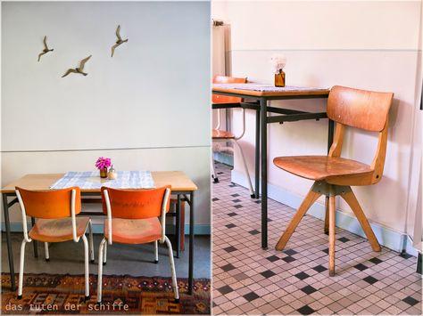 Ferienwohnung Amrum Nebel, Kurmiddelhüs Wohnung 2  - design klassiker ferienwohnungen weimar