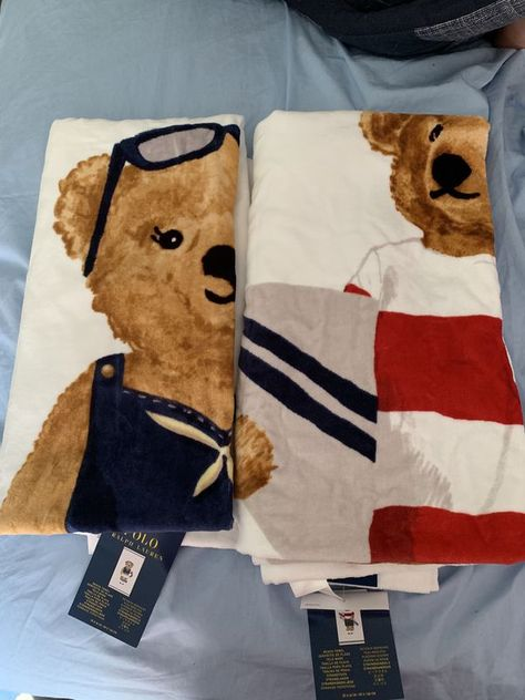 Polo Ralph Lauren Beach Towels Polo Ralph Lauren Used Clothing