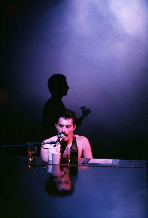 Freddie: Peter Hince had extraordinary access to Queen as head roadie