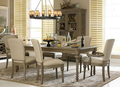 Havertys Dining Room Table