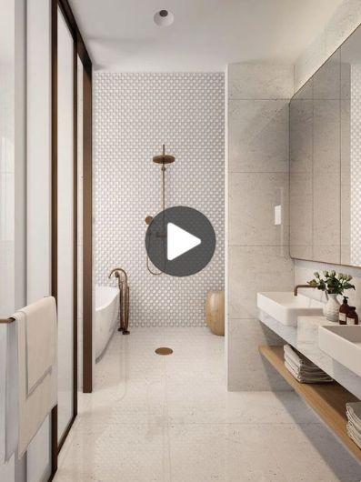 28のベストミニマルモダンなバスルームのアイデア