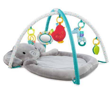 Enchanted Elephant Baby Activity Gym