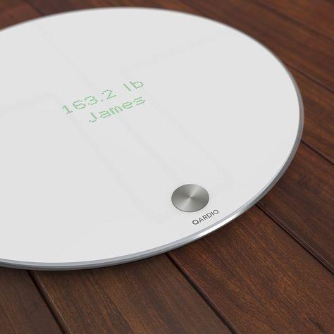 QardioBASE - Smarte Körperanalysewaage mit WiFi Anbindung Einfach drauf stellen - für ein glücklicheres und gesünderes Selbst...   QardioBase ist eine smarte und drahtlose Körperwaage und Körper Analyse-Waage mit intelligenten Funktionen. Einfach in der Handhabung und mit hochwertigen Design fügt sich QardioBase harmonisch in Ihren Alltag ein:   drauf stellen - lächeln - und weiter geht's...   Normale Körperwaagen messen nur das Gewicht.&nbs ...
