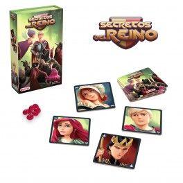 Comprar Secretos Del Reino Juego De Cartas Juegos De Cartas Cartas Juegos