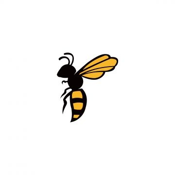Lying Bee Bee Icon Bee Pictures Animal Icon