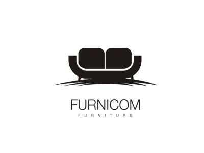 18 Creative Wood Furniture Logo Designs For Inspiration In Ksa Furniture Logo Furniture Layout Leather Living Room Furniture
