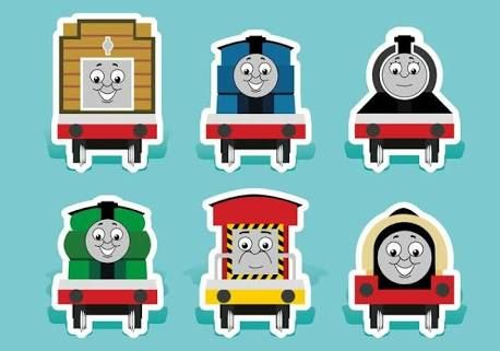 Image Result For Thomas And Friends Animated Characters With