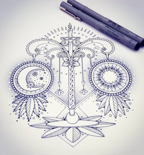 This would make an amazing underboob tat.