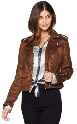 10 Good Looking Brown Vegan Leather Jacket Options Men Women 2020 Vegan Leather Jacket Brown Vegan Leather Jacket Leather Jackets Women
