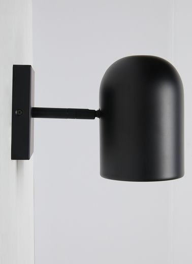 Amada Sconce Matte Black Sconces Black Sconces Bathroom Wall Sconces