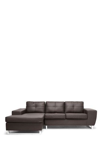 Strange Corbin Brown Modern Sectional Sofa By Wholesale Interiors On Caraccident5 Cool Chair Designs And Ideas Caraccident5Info