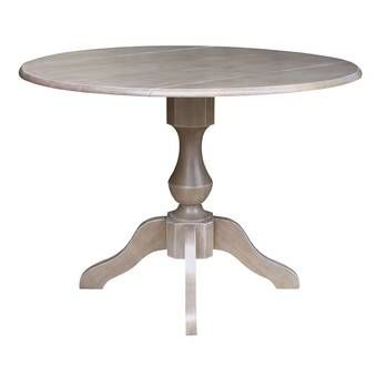 Darya Extendable Solid Wood Dining Table Solid Wood Dining Table
