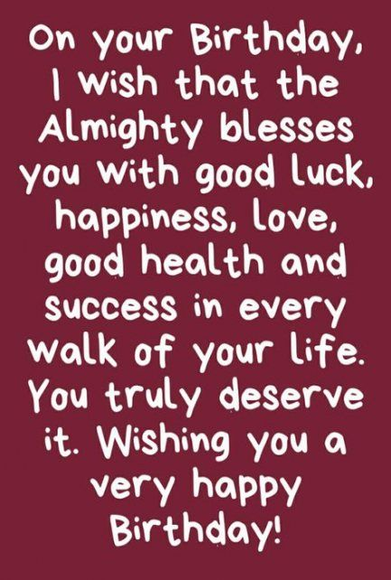 Happy Birthday For Him Husband Quotes For Him 45 Ideas Happy Birthday Wishes Quotes Happy Birthday Husband Quotes Birthday Wishes Quotes
