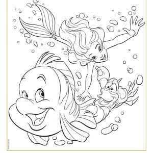 The Little Mermaid Coloring Sheets Highlights Along The Way Ariel Coloring Pages Disney Princess Coloring Pages Mermaid Coloring Book