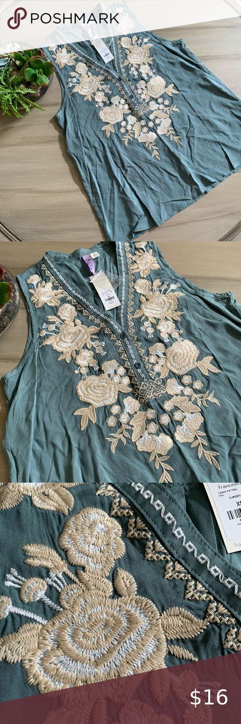 Sleeveless Sleepshirts size MD,SM,Croft /& Barrow Multi Color 60/% cotton 40/% poly