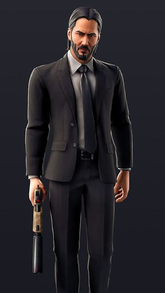 Fortnite John Wick Skin Outfit 4k 3840x2160 Wallpaper Fortnite Outfit Wallpaper Fortnite In 2020 Wedding Suits Men Black John Wick Keanu Reeves John Wick