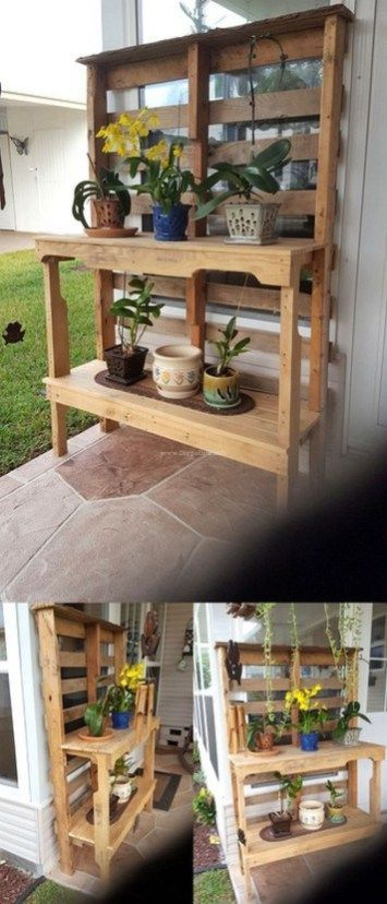 Easy Wooden Pallet Projects Diy Ideas 17 Diy Pallet Projects