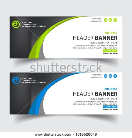 Abstract Header Banner Background Template Designs For Web Search Tag Banners Banner Horizontal Busine Header Banner Template Design Background Templates