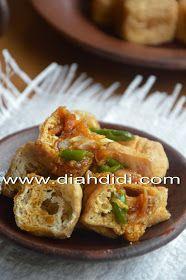 Diah Didi S Kitchen Tahu Gejrot Resep Makanan Bayi Resep Masakan Resep Tahu