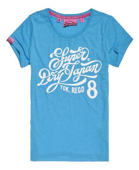 Superdry Phat Nib T Shirt